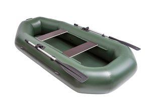Лодка ПВХ Пиранья 2 М (240) надувная гребная