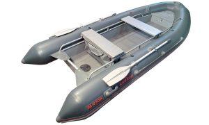 Фото Лодка Риб Раптор М-410А (алюминиевое дно)