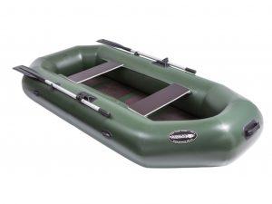 Лодка ПВХ Пиранья 2 M SL надувная гребная